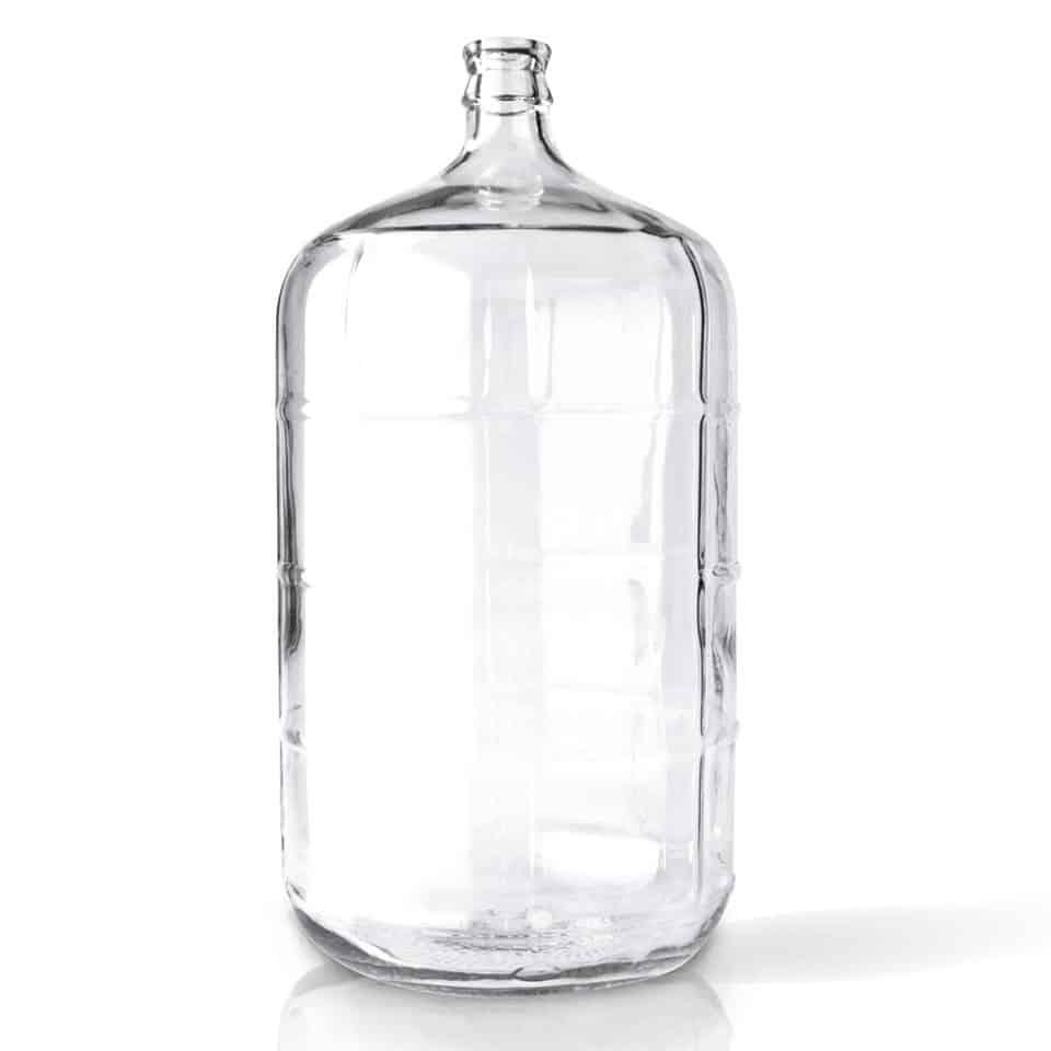 6 Gallon Glass Carboy 23L
