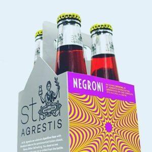Tasting: Negroni St Agrestis