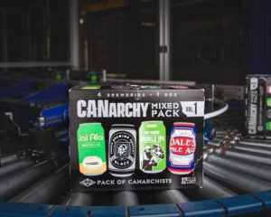 CANarchy Tasting