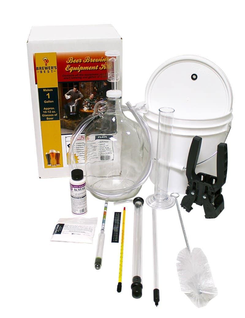 Beer Equipment Kit (1 Gallon)