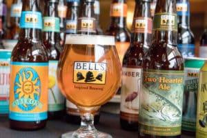 Bell's Beer Tasting