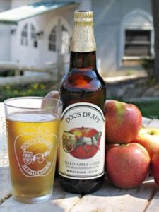 Doc's Cider Tasting